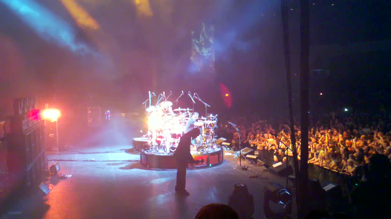 Godsmack Drum Solo / Whatever